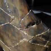 Schaukelstuhl Detail